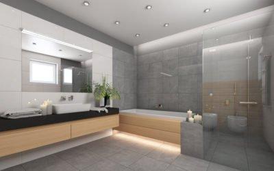 5 Badtrends – darauf kommt es bei Wohlfühlbädern an!