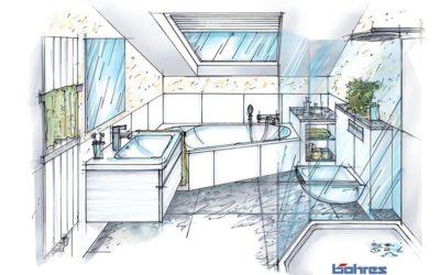 Kleines Bad ganz groß: So gelingt die Sanierung auch auf wenigen Quadratmetern